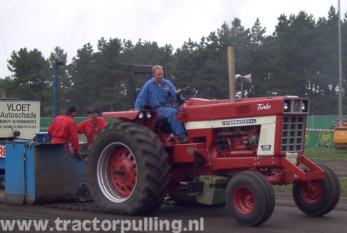 International 1466 Pulling Tractor : Ih pulling tractor for sale autos we
